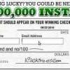 Get FREE $100,000 Cash