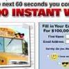 Win $100,000 FREE Cash