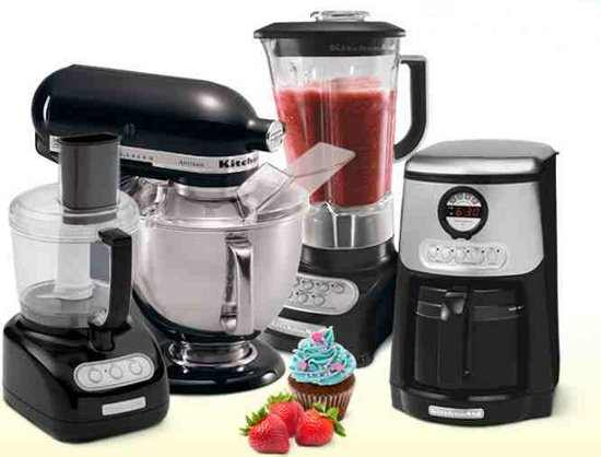 Get FREE KitchenAid Appliances  Free Products Samples