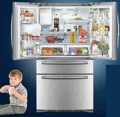 how to get rid of a refrigerator for free